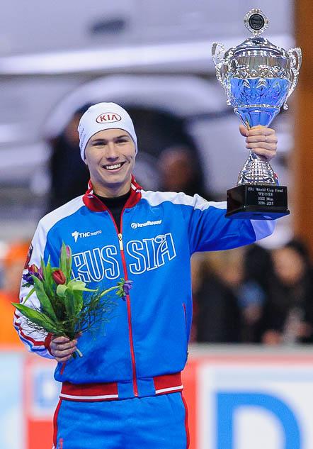 Profile image of Pavel Kulizhnikov