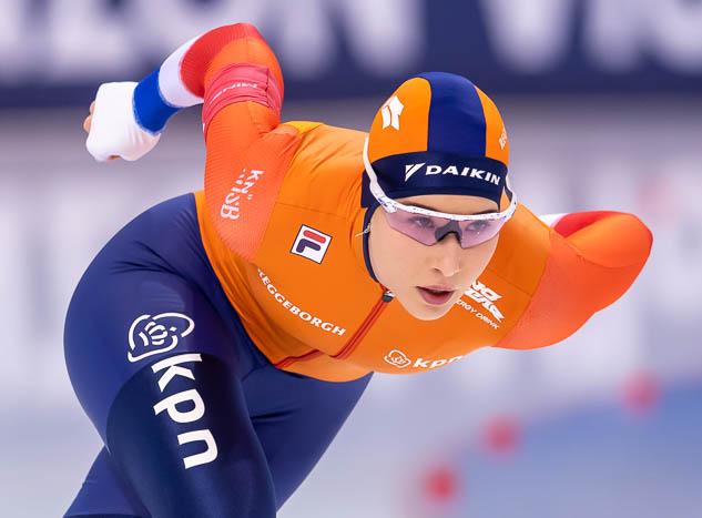 Profile image of Michelle de Jong