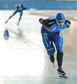 Subject: Dmitrij Shepel; Tags: Sport, RUS, Russian Federation, Russische Föderation, Russia, Herren, Men, Gentlemen, Mann, Männer, Gents, Sirs, Mister, Eisschnelllauf, Speed skating, Schaatsen, Dmitrij Sjepel, Athlet, Athlete, Sportler, Wettkämpfer, Sportsman; PhotoID: 2003-10-18-082