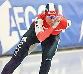 Subject: Barbara de Loor; Tags: Sport, NED, Netherlands, Niederlande, Holland, Dutch, Eisschnelllauf, Speed skating, Schaatsen, Damen, Ladies, Frau, Mesdames, Female, Women, Barbara de Loor, Athlet, Athlete, Sportler, Wettkämpfer, Sportsman; PhotoID: 2004-02-21-412