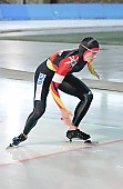 Subject: Pamela Zoellner; Tags: Start, Starting, Sport, Pamela Zoellner, GER, Germany, Deutschland, Eisschnelllauf, Speed skating, Schaatsen, Ehemalige, Detail, Damen, Ladies, Frau, Mesdames, Female, Women, Athlet, Athlete, Sportler, Wettkämpfer, Sportsman; PhotoID: 2004-10-16-020