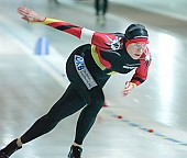 Subject: Monique Garbrecht-Enfeldt; Tags: Sport, Monique Garbrecht-Enfeldt, GER, Germany, Deutschland, Eisschnelllauf, Speed skating, Schaatsen, Ehemalige, Damen, Ladies, Frau, Mesdames, Female, Women, Athlet, Athlete, Sportler, Wettkämpfer, Sportsman; PhotoID: 2004-10-23-047