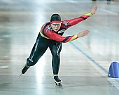 Subject: Jenny Wolf; Tags: Sport, Jenny Wolf, GER, Germany, Deutschland, Eisschnelllauf, Speed skating, Schaatsen, Damen, Ladies, Frau, Mesdames, Female, Women, Athlet, Athlete, Sportler, Wettkämpfer, Sportsman; PhotoID: 2004-10-23-051