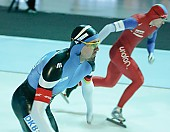 Subject: Andreas Behr, Even Wetten; Tags: Start, Starting, Sport, NOR, Norway, Norwegen, Herren, Men, Gentlemen, Mann, Männer, Gents, Sirs, Mister, GER, Germany, Deutschland, Even Wetten, Eisschnelllauf, Speed skating, Schaatsen, Ehemalige, Detail, Athlet, Athlete, Sportler, Wettkämpfer, Sportsman, Andreas Behr; PhotoID: 2005-02-13-070