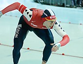 Subject: Gerard van Velde; Tags: Start, Starting, Sport, NED, Netherlands, Niederlande, Holland, Dutch, Herren, Men, Gentlemen, Mann, Männer, Gents, Sirs, Mister, Gerard van Velde, Eisschnelllauf, Speed skating, Schaatsen, Detail, Athlet, Athlete, Sportler, Wettkämpfer, Sportsman; PhotoID: 2005-02-13-322