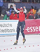 Subject: Barbara de Loor Wer hätte geahnt, dass sie die 1000m gewinnt??; Tags: Sport, NED, Netherlands, Niederlande, Holland, Dutch, Eisschnelllauf, Speed skating, Schaatsen, Damen, Ladies, Frau, Mesdames, Female, Women, Barbara de Loor, Athlet, Athlete, Sportler, Wettkämpfer, Sportsman; PhotoID: 2005-03-06-0208