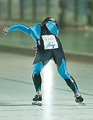 Subject: Claudia Pechstein; Tags: Sport, GER, Germany, Deutschland, Eisschnelllauf, Speed skating, Schaatsen, Damen, Ladies, Frau, Mesdames, Female, Women, Claudia Pechstein, Athlet, Athlete, Sportler, Wettkämpfer, Sportsman; PhotoID: 2005-03-17-0077