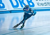 Subject: Claudia Pechstein; Tags: Sport, GER, Germany, Deutschland, Eisschnelllauf, Speed skating, Schaatsen, Damen, Ladies, Frau, Mesdames, Female, Women, Claudia Pechstein, Athlet, Athlete, Sportler, Wettkämpfer, Sportsman; PhotoID: 2005-03-17-0129