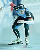 Subject: Anke Hartmann; Tags: Start, Starting, Sport, GER, Germany, Deutschland, Eisschnelllauf, Speed skating, Schaatsen, Ehemalige, Detail, Damen, Ladies, Frau, Mesdames, Female, Women, Athlet, Athlete, Sportler, Wettkämpfer, Sportsman, Anke Hartmann; PhotoID: 2006-01-06-0051