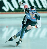 Subject: Judith Dannhauer; Tags: Sport, Judith Hesse, GER, Germany, Deutschland, Eisschnelllauf, Speed skating, Schaatsen, Damen, Ladies, Frau, Mesdames, Female, Women, Athlet, Athlete, Sportler, Wettkämpfer, Sportsman; PhotoID: 2006-01-06-0075
