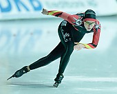 Subject: Franziska Petereit; Tags: Sport, GER, Germany, Deutschland, Franziska Petereit, Eisschnelllauf, Speed skating, Schaatsen, Ehemalige, Damen, Ladies, Frau, Mesdames, Female, Women, Athlet, Athlete, Sportler, Wettkämpfer, Sportsman; PhotoID: 2006-01-06-0193