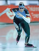 Subject: Jennifer Plate; Tags: Start, Starting, Sport, Jennifer Plate, GER, Germany, Deutschland, Eisschnelllauf, Speed skating, Schaatsen, Detail, Damen, Ladies, Frau, Mesdames, Female, Women, Athlet, Athlete, Sportler, Wettkämpfer, Sportsman; PhotoID: 2006-02-17-0114