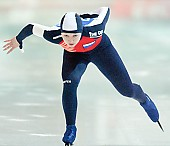 Subject: Irina Arsjinova; Tags: Sport, RUS, Russian Federation, Russische Föderation, Russia, Irina Arsjinova, Eisschnelllauf, Speed skating, Schaatsen, Damen, Ladies, Frau, Mesdames, Female, Women, Athlet, Athlete, Sportler, Wettkämpfer, Sportsman; PhotoID: 2006-03-11-0278