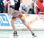 Subject: Justine L'Heureux; Tags: Sport, Justine L'Heureux, Eisschnelllauf, Speed skating, Schaatsen, Damen, Ladies, Frau, Mesdames, Female, Women, CAN, Canada, Kanada, Athlet, Athlete, Sportler, Wettkämpfer, Sportsman; PhotoID: 2006-03-12-0284