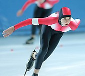 Motiv: Stefanie Nagel; Tags: Stefanie Nagel, Sport, GER, Germany, Deutschland, Eisschnelllauf, Speed skating, Schaatsen, Ehemalige, Damen, Ladies, Frau, Mesdames, Female, Women, Athlet, Athlete, Sportler, Wettkämpfer, Sportsman; PhotoID: 2006-10-22-0438