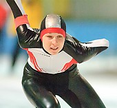 Subject: Kamila Danaj; Tags: Sport, POL, Poland, Polen, Kamila Danaj, Eisschnelllauf, Speed skating, Schaatsen, Damen, Ladies, Frau, Mesdames, Female, Women, Athlet, Athlete, Sportler, Wettkämpfer, Sportsman; PhotoID: 2006-10-29-1282