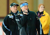 Subject: Bart Schouten; Tags: Trainer, Coach, Betreuer, Sport, GER, Germany, Deutschland, Eisschnelllauf, Speed skating, Schaatsen, Bart Schouten; PhotoID: 2006-11-17-0294