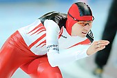 Subject: Kamila Danaj; Tags: Sport, POL, Poland, Polen, Kamila Danaj, Eisschnelllauf, Speed skating, Schaatsen, Damen, Ladies, Frau, Mesdames, Female, Women, Athlet, Athlete, Sportler, Wettkämpfer, Sportsman; PhotoID: 2006-11-18-0962