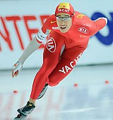 Subject: Xuefeng Gao; Tags: Xuefeng Gao, Sport, Herren, Men, Gentlemen, Mann, Männer, Gents, Sirs, Mister, Eisschnelllauf, Speed skating, Schaatsen, CHN, China, Volksrepublik China, Athlet, Athlete, Sportler, Wettkämpfer, Sportsman; PhotoID: 2006-11-18-4586