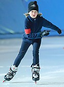 Subject: Jamie Lee Dzillack; Tags: Sport, Jamie Lee Dzillack, GER, Germany, Deutschland, Eisschnelllauf, Speed skating, Schaatsen, Damen, Ladies, Frau, Mesdames, Female, Women, Athlet, Athlete, Sportler, Wettkämpfer, Sportsman; PhotoID: 2007-01-27-0390
