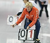 Subject: Wopke de Vegt; Tags: Wopke de Vegt, Trainer, Coach, Betreuer, Sport, NED, Netherlands, Niederlande, Holland, Dutch, Eisschnelllauf, Speed skating, Schaatsen, Detail, Coaching; PhotoID: 2007-02-10-1422