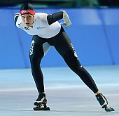 Subject: Donna Koot; Tags: Sport, NED, Netherlands, Niederlande, Holland, Dutch, Eisschnelllauf, Speed skating, Schaatsen, Donna Koot, Damen, Ladies, Frau, Mesdames, Female, Women, Athlet, Athlete, Sportler, Wettkämpfer, Sportsman; PhotoID: 2007-08-08-0269