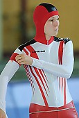 Subject: Kamila Danaj; Tags: Sport, POL, Poland, Polen, Kamila Danaj, Eisschnelllauf, Speed skating, Schaatsen, Damen, Ladies, Frau, Mesdames, Female, Women, Athlet, Athlete, Sportler, Wettkämpfer, Sportsman; PhotoID: 2007-10-13-0049