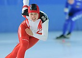 Subject: Kamila Danaj; Tags: Sport, POL, Poland, Polen, Kamila Danaj, Eisschnelllauf, Speed skating, Schaatsen, Damen, Ladies, Frau, Mesdames, Female, Women, Athlet, Athlete, Sportler, Wettkämpfer, Sportsman; PhotoID: 2007-10-13-0057