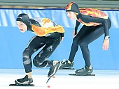 Subject: Franz Weickert, Paul Richter; Tags: Sport, Paul Richter, Herren, Men, Gentlemen, Mann, Männer, Gents, Sirs, Mister, GER, Germany, Deutschland, Franz Weickert, Eisschnelllauf, Speed skating, Schaatsen, Athlet, Athlete, Sportler, Wettkämpfer, Sportsman; PhotoID: 2007-12-01-0837