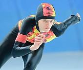Subject: Paul Richter; Tags: Sport, Paul Richter, Herren, Men, Gentlemen, Mann, Männer, Gents, Sirs, Mister, GER, Germany, Deutschland, Eisschnelllauf, Speed skating, Schaatsen, Athlet, Athlete, Sportler, Wettkämpfer, Sportsman; PhotoID: 2007-12-01-0845