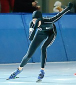 Subject: Nynke de Boer; Tags: Sport, Nynke de Boer, NED, Netherlands, Niederlande, Holland, Dutch, Eisschnelllauf, Speed skating, Schaatsen, Damen, Ladies, Frau, Mesdames, Female, Women, Athlet, Athlete, Sportler, Wettkämpfer, Sportsman; PhotoID: 2007-12-02-0411