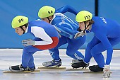 Motiv: Peter Anderl, Wietse Visser; Tags: Wietse Visser, Sport, Shorttrack, Short Track, Peter Anderl, NED, Netherlands, Niederlande, Holland, Dutch, Herren, Men, Gentlemen, Mann, Männer, Gents, Sirs, Mister, GER, Germany, Deutschland, Athlet, Athlete, Sportler, Wettkämpfer, Sportsman; PhotoID: 2007-12-14-0424