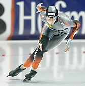 Subject: Danielle Wotherspoon-Gregg; Tags: Sport, Eisschnelllauf, Speed skating, Schaatsen, Danielle Wotherspoon, Damen, Ladies, Frau, Mesdames, Female, Women, CAN, Canada, Kanada, Athlet, Athlete, Sportler, Wettkämpfer, Sportsman; PhotoID: 2008-01-19-0098