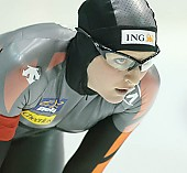 Subject: Danielle Wotherspoon-Gregg; Tags: Sport, Eisschnelllauf, Speed skating, Schaatsen, Danielle Wotherspoon, Damen, Ladies, Frau, Mesdames, Female, Women, CAN, Canada, Kanada, Athlet, Athlete, Sportler, Wettkämpfer, Sportsman; PhotoID: 2008-01-20-0966