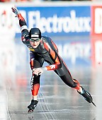 Subject: Danielle Wotherspoon-Gregg; Tags: Sport, Eisschnelllauf, Speed skating, Schaatsen, Danielle Wotherspoon, Damen, Ladies, Frau, Mesdames, Female, Women, CAN, Canada, Kanada, Athlet, Athlete, Sportler, Wettkämpfer, Sportsman; PhotoID: 2008-02-17-1425