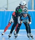 Subject: Bob de Jong, Jörg Dallmann; Tags: Training, Preparation, Ausbildung, Vorbereitung, Breeding, Education, Sport, Shorttrack, Short Track, NED, Netherlands, Niederlande, Holland, Dutch, Jörg Dallmann, Herren, Men, Gentlemen, Mann, Männer, Gents, Sirs, Mister, GER, Germany, Deutschland, Eisschnelllauf, Speed skating, Schaatsen, Detail, Bob de Jong, Athlet, Athlete, Sportler, Wettkämpfer, Sportsman; PhotoID: 2008-07-30-0213