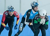 Subject: Bob de Jong, Nico Ihle, Tobias Schneider; Tags: Training, Preparation, Ausbildung, Vorbereitung, Breeding, Education, Tobias Schneider, Sport, Shorttrack, Short Track, Nico Ihle, NED, Netherlands, Niederlande, Holland, Dutch, Herren, Men, Gentlemen, Mann, Männer, Gents, Sirs, Mister, GER, Germany, Deutschland, Eisschnelllauf, Speed skating, Schaatsen, Detail, Bob de Jong, Athlet, Athlete, Sportler, Wettkämpfer, Sportsman; PhotoID: 2008-07-30-0240