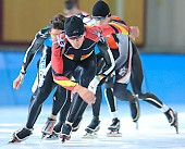 Subject: Danny Dorsch; Tags: Training, Preparation, Ausbildung, Vorbereitung, Breeding, Education, Sport, Herren, Men, Gentlemen, Mann, Männer, Gents, Sirs, Mister, GER, Germany, Deutschland, Eisschnelllauf, Speed skating, Schaatsen, Detail, Danny Dorsch, Athlet, Athlete, Sportler, Wettkämpfer, Sportsman; PhotoID: 2008-10-03-0035