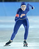 Subject: Sandra Bockje; Tags: Start, Starting, Sport, Sandra Bockje, GER, Germany, Deutschland, Eisschnelllauf, Speed skating, Schaatsen, Ehemalige, Detail, Damen, Ladies, Frau, Mesdames, Female, Women, Athlet, Athlete, Sportler, Wettkämpfer, Sportsman; PhotoID: 2008-10-18-1051
