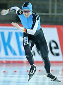 Subject: Felicitas Fettke; Tags: Start, Starting, Sport, GER, Germany, Deutschland, Felicitas Fettke, Eisschnelllauf, Speed skating, Schaatsen, Ehemalige, Detail, Damen, Ladies, Frau, Mesdames, Female, Women, Athlet, Athlete, Sportler, Wettkämpfer, Sportsman; PhotoID: 2008-11-01-0189