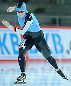 Subject: Felicitas Fettke; Tags: Start, Starting, Sport, GER, Germany, Deutschland, Felicitas Fettke, Eisschnelllauf, Speed skating, Schaatsen, Ehemalige, Detail, Damen, Ladies, Frau, Mesdames, Female, Women, Athlet, Athlete, Sportler, Wettkämpfer, Sportsman; PhotoID: 2008-11-01-0193
