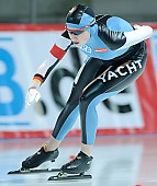 Subject: Justine Zeiske; Tags: Sport, Justine Zeiske, GER, Germany, Deutschland, Eisschnelllauf, Speed skating, Schaatsen, Damen, Ladies, Frau, Mesdames, Female, Women, Athlet, Athlete, Sportler, Wettkämpfer, Sportsman; PhotoID: 2008-11-01-0209