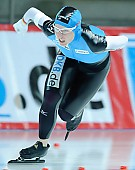 Subject: Katrin Mattscherodt; Tags: Sport, Katrin Mattscherodt, GER, Germany, Deutschland, Eisschnelllauf, Speed skating, Schaatsen, Damen, Ladies, Frau, Mesdames, Female, Women, Athlet, Athlete, Sportler, Wettkämpfer, Sportsman; PhotoID: 2008-11-01-0258