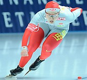Subject: Shuang Zhang; Tags: Sport, Shuang Zhang, Eisschnelllauf, Speed skating, Schaatsen, Damen, Ladies, Frau, Mesdames, Female, Women, CHN, China, Volksrepublik China, Athlet, Athlete, Sportler, Wettkämpfer, Sportsman; PhotoID: 2008-11-07-2059