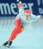 Subject: Shuang Zhang; Tags: Sport, Shuang Zhang, Eisschnelllauf, Speed skating, Schaatsen, Damen, Ladies, Frau, Mesdames, Female, Women, CHN, China, Volksrepublik China, Athlet, Athlete, Sportler, Wettkämpfer, Sportsman; PhotoID: 2008-11-07-2064