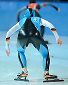 Subject: Felicitas Fettke; Tags: Start, Starting, Sport, GER, Germany, Deutschland, Felicitas Fettke, Eisschnelllauf, Speed skating, Schaatsen, Ehemalige, Detail, Damen, Ladies, Frau, Mesdames, Female, Women, Athlet, Athlete, Sportler, Wettkämpfer, Sportsman; PhotoID: 2008-12-06-1040