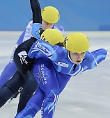 Subject: Elisa Lenke; Tags: Sport, Shorttrack, Short Track, GER, Germany, Deutschland, Elisa Lenke, Damen, Ladies, Frau, Mesdames, Female, Women, Athlet, Athlete, Sportler, Wettkämpfer, Sportsman; PhotoID: 2008-12-13-0111