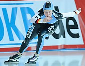 Subject: Britta Herlitz; Tags: Sport, GER, Germany, Deutschland, Eisschnelllauf, Speed skating, Schaatsen, Damen, Ladies, Frau, Mesdames, Female, Women, Britta Herlitz, Athlet, Athlete, Sportler, Wettkämpfer, Sportsman; PhotoID: 2008-12-19-0038