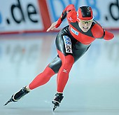 Subject: Felicitas Fettke; Tags: Sport, GER, Germany, Deutschland, Felicitas Fettke, Eisschnelllauf, Speed skating, Schaatsen, Ehemalige, Damen, Ladies, Frau, Mesdames, Female, Women, Athlet, Athlete, Sportler, Wettkämpfer, Sportsman; PhotoID: 2008-12-19-0042