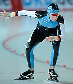 Subject: Jane Halfpap; Tags: Start, Starting, Sport, Jane Halfpap, GER, Germany, Deutschland, Eisschnelllauf, Speed skating, Schaatsen, Ehemalige, Detail, Damen, Ladies, Frau, Mesdames, Female, Women, Athlet, Athlete, Sportler, Wettkämpfer, Sportsman; PhotoID: 2008-12-19-0059